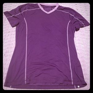 Vintage Men's lululemon run shirt